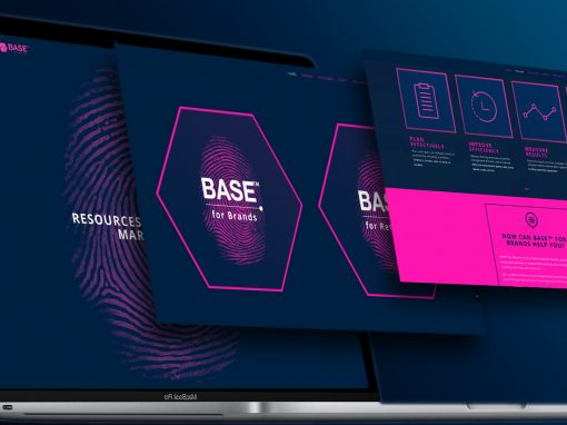 Base technologies – user interfaces and website
