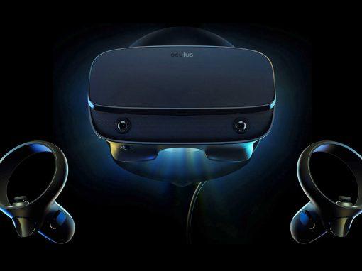 Oculus/Facebook: More to come!